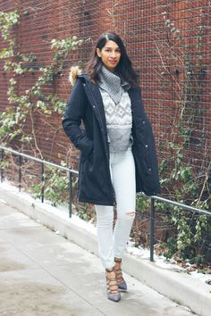 Making The Most Of Your Winter Wardrobe   Lows to Luxe