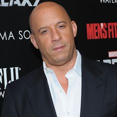 """Vin Diesel on the Red Carpet ....for his movie out soon, """"The Last Witch Hunter"""""""