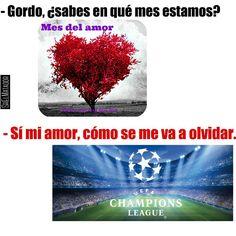 Febrero el mes para no olvidar.  #febrero #UEFA #UCL #champions #Futbol #deporte #diadelamorylaamistad #ElSalvador #SrElMatador