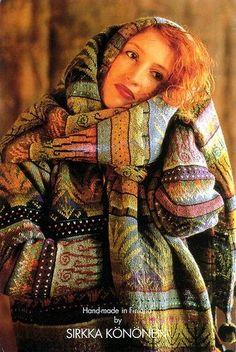 amazing custom color knitting by sirkka könönen by janine