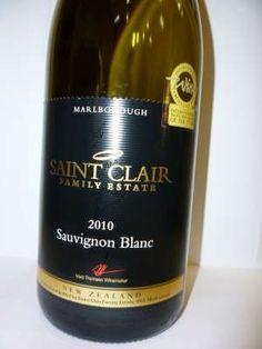 Saint Clair Sauvignon Blanc - Marlborough, New Zealand White Wine New Zealand - WineTime