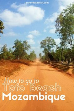 Everything you need to know about how to get to Tofo from Maputo on public transport and some tips on how to make this horrid trip bearable. Maputo, Kenya Travel, Africa Travel, Africa Destinations, Road Trip, Travel Advice, Travel Goals, Travel Guide, Travel Activities