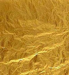 Gold leaf is gold that has been hammered into extremely thin sheets by goldbeating and is often used for gilding. Description from http://pixgood.com. I searched for this on bing.com/images