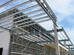 Steel as a material has many uses from household to commercial. When it is used for construction, the steel is known as structural steel.  This kind of steel has a chemical composition different from that used for household purpose. It is available with cross section like I, Z, T channel, angle etc. #SteelStructureFabrication #ConstructionIndustry #Alcox