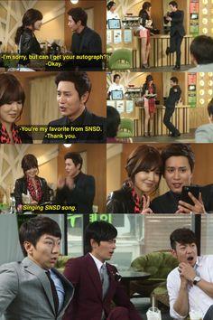 AhahahahaI laughed so hard Gentleman's dignity Yoon oppa <3 #itsnicetobeabletocallsomeoneoppa #ajummaproblems