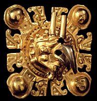 Cultura Tumaco Técnica: Oro Colombia pre-hispanica