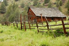 This old, abandoned barn, located near the Clarno Unit of the John Day Fossil Beds National Monument, is one of many that dot the eastern Oregon landscape. Oregon Landscape, Shattered Dreams, Rail Fence, Farms Living, Old Barns, Its A Wonderful Life, Farm Life, Fences, Barn Wood