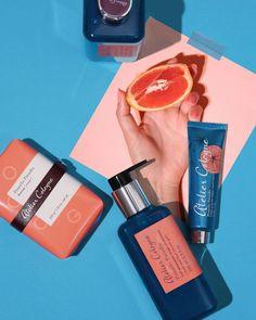 It's Sunday! Time to treat yourself and enjoy Pomélo Paradis in your bathroom! . . . . #ateliercologne #cologneabsolue #pomeloparadis #grapefruit #treatyourself #handcream #soapmaking #truetonature