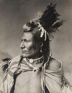 Old Brass, Blackfoot.