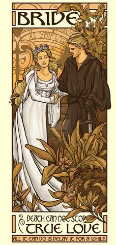 Bride by khallion on deviantART
