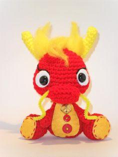 Cocono's friends: red oriental dragon by Tia-tony.deviantart.com on @DeviantArt