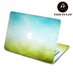 Hey guys there are lots of decals for macbook in my shop .  I can Mix and Match the color stickers of my shop for front and keyboard . For example I can