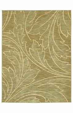 "Mirabella Green 26300 by Shaw Rugs. $109.00. 1' 8"" x 6'. Mirabella Green 26300"