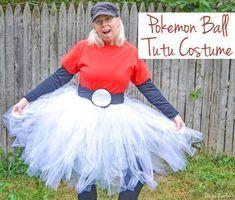 Tutu Costumes Adult, Pokemon Costumes, Adult Tutu, Dance Costumes, Cosplay Costumes, Halloween Costumes, Tutu Tutorial, Tulle, Skirts