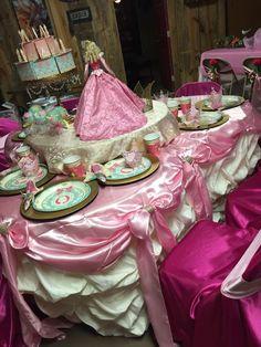 Sleeping Beauty Birthday Party Ideas | Photo 32 of 58