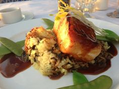 Miso sea bass. Fresh Catch Bistro | Fort Myers Beach