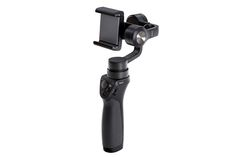 DJI Osmo Mobile ($299)  I would like this so I can capture memories and share life's moments more easily and more cinematically than ever. It will turn my smartphone into a smart motion camera, making every moment I shoot look smooth, professional and ready to share. I will use it with the DJI GO app to automatically track my subject, capture stunning motion timelapses or even stream a moment live around the globe.