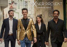 Herbert Pixner Projekt | Electrifying Tour 2018 | Tickets unter: www.herbert-pixner.com Ticket, Suit Jacket, Tours, Suits, Movie Posters, Movies, Fictional Characters, Album, Fashion