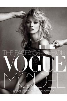 Vogue Model: The Faces of Fashion book #KateMoss #coverdose