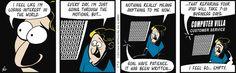 Rudy Park Comic Strip, December 04, 2015     on GoComics.com