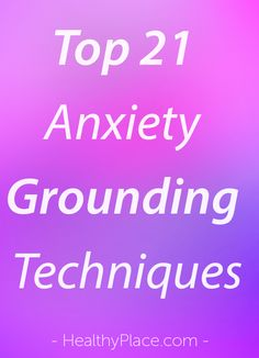 """""""21 anxiety management tips to help you cope with stress, anxiety, panic and PTSD. From Kate White. Treating Anxiety Blog."""" www.HealthyPlace.com"""