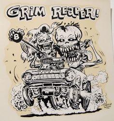 Grim Reaper - Roth