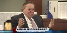 Judge Gives GOP Mega-Donor Sheldon Adelson Epic 'Judge Judy' Treatment