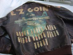 #vintage #flight #jacket