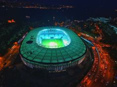 ISTANBUL - Vodafone Arena (41,903) - Page 105 - SkyscraperCity