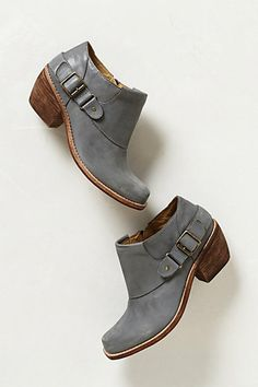 Perfect #anthropologie #booties #blue