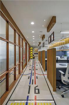 Loft Office, Office Setup, Office Table, Office Designs, Office Interior Design, Office Interiors, Shoe Store Design, Retail Store Design, Office Images