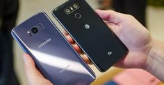 Samsung S8 vs. LG G6: Which rival's flagship phone do you want in your life?