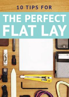 10 Tips for the Perfect Flat Lay   PhotoPop! Box