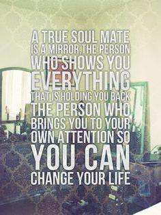 A True Soul Mate