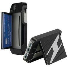 Storage Vault iPhone 5 Case