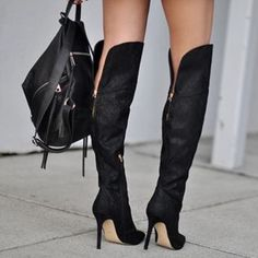black passion.... #fashion #shoes #top #style