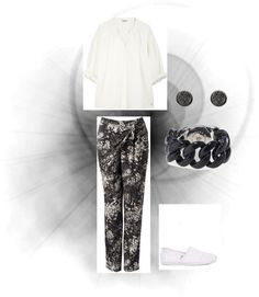 """me on saturday"" by nderebasi on Polyvore"
