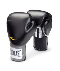 Amazon.com: Everlast Pro Style 8-Ounce Training Gloves (Black): Sports & Outdoors