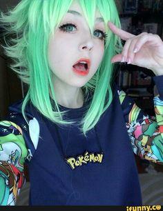 Gumi cosplay