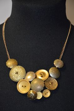 jewelery with buttons