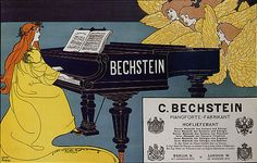 POSTER PIANOS KAPS MUSIC MUSICIAN GERMAN PIANO PLAYER VINTAGE REPRO FREE S//H
