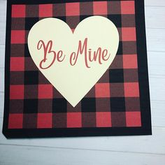 New wooden shadow box on my site Wooden Shadow Box, Buffalo Plaid, Passion, Crafts, Home Decor, Manualidades, Decoration Home, Wooden Display Cabinets, Room Decor