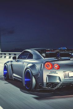 How many likes for Nissan GTR?