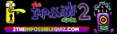 The Impossible Quiz 2 - the most recent edition of the popular game where you have to answer some weird questions and complete more than 120 unique levels. Think outside the box to achieve success in the Impossible Quiz 2 http://2theimpossiblequiz.com/