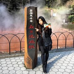 Went to the #bloody #hell #hotspring and came back in one piece✌ #blessed  #別府 #血の池地獄 #温泉旅行 #ひとり旅 #memyselfandi #travelgram #naturelover #expectnothingappreciateeverything #mytraveldiary #beppu #japan #wonderlust by humiimii. 血の池地獄 #wonderlust #travelgram #ひとり旅 #expectnothingappreciateeverything #hotspring #naturelover #blessed #beppu #memyselfandi #mytraveldiary #japan #bloody #hell #温泉旅行 #別府 #eventprofs #meetingprofs #popular #trending #events #event #travel #tourism [Follow us on Twitter…