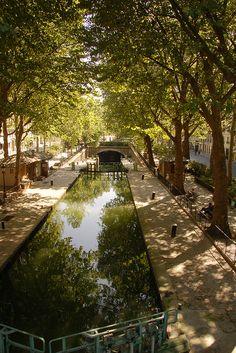 Paris - Canal St Martin