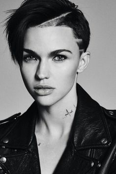 Ruby Rose by Brad Triffit | New Girl On OITNB + One Of My Favourite Characters This Season
