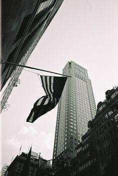 Bandera en NYC / #Flag in NYC