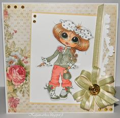 Bestie card by Kaija