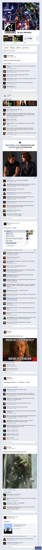 Vida social dos Vingadores!